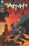 Cover Thumbnail for Batman (2011 series) #50 [Newbury Comics Color Connecting Cover]