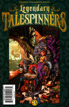 Cover for Legendary Talespinners (Dynamite Entertainment, 2010 series) #3