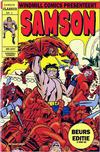Cover for Samson Classics (Windmill Comics, 2017 series) #1 [Rode/Gelimiteerde Editie]