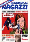 Cover for Corriere dei Ragazzi (Corriere della Sera, 1973 series) #5/1975