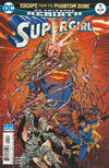 Cover for Supergirl (DC, 2016 series) #11