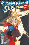 Cover for Supergirl (DC, 2016 series) #11 [Bengal Cover]