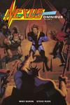 Cover for Nexus Omnibus (Dark Horse, 2012 series) #4