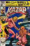 Cover for Ka-Zar the Savage (Marvel, 1981 series) #8 [Direct]