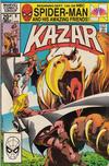 Cover Thumbnail for Ka-Zar the Savage (1981 series) #9 [British]