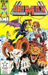 Cover for Animax (Marvel, 1986 series) #1 [Direct Edition]