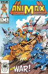 Cover Thumbnail for Animax (1986 series) #2 [Direct]