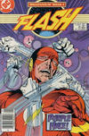 Cover for Flash (DC, 1987 series) #8 [Canadian]