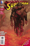 Cover for Superman (DC, 2011 series) #37 [Combo Pack]