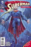 Cover for Superman (DC, 2011 series) #36 [Combo Pack]