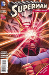 Cover for Superman (DC, 2011 series) #35 [Combo-Pack]