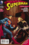 Cover for Superman (DC, 2011 series) #34 [Combo-Pack]