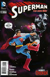 Cover Thumbnail for Superman (2011 series) #29 [Robot Chicken Cover]