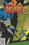 Cover for The Batman Adventures (DC, 1992 series) #2 [Newsstand Edition]