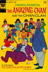Cover for Hanna-Barbera The Amazing Chan and the Chan Clan (Western, 1973 series) #2 [Whitman Variant]