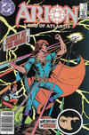 Cover Thumbnail for Arion, Lord of Atlantis (1982 series) #28 [Newsstand]