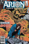 Cover Thumbnail for Arion, Lord of Atlantis (1982 series) #34 [Newsstand]