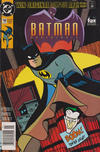Cover for The Batman Adventures (DC, 1992 series) #16 [Newsstand]