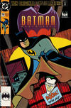 Cover for The Batman Adventures (DC, 1992 series) #16 [No Barcode]