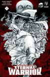 Cover for Wrath of the Eternal Warrior (Valiant Entertainment, 2015 series) #1 [Ssalefish Comics Exclusive - Juan Jose Ryp]