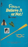 Cover for Ripley's Believe It or Not! (Pocket Books, 1941 series) #3 (50589) [50¢]