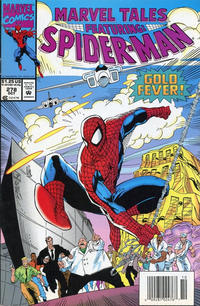 Cover Thumbnail for Marvel Tales (Marvel, 1966 series) #278 [Newsstand Edition]