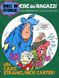 Cover Thumbnail for Corriere dei Ragazzi (Corriere della Sera, 1973 series) #13/14