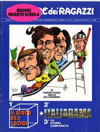 Cover Thumbnail for Corriere dei Ragazzi (Corriere della Sera, 1973 series) #3/4