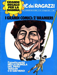 Cover Thumbnail for Corriere dei Ragazzi (Corriere della Sera, 1973 series) #19