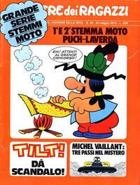 Cover Thumbnail for Corriere dei Ragazzi (Corriere della Sera, 1973 series) #20
