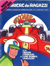 Cover Thumbnail for Corriere dei Ragazzi (Corriere della Sera, 1973 series) #15