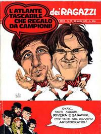 Cover Thumbnail for Corriere dei Ragazzi (Corriere della Sera, 1973 series) #17