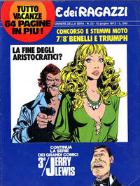 Cover Thumbnail for Corriere dei Ragazzi (Corriere della Sera, 1973 series) #23