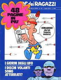 Cover Thumbnail for Corriere dei Ragazzi (Corriere della Sera, 1973 series) #26