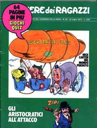 Cover Thumbnail for Corriere dei Ragazzi (Corriere della Sera, 1973 series) #29
