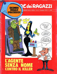 Cover Thumbnail for Corriere dei Ragazzi (Corriere della Sera, 1973 series) #33