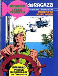 Cover Thumbnail for Corriere dei Ragazzi (Corriere della Sera, 1973 series) #35