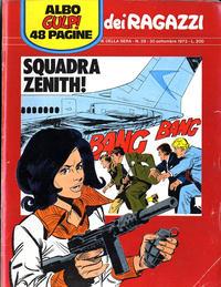 Cover Thumbnail for Corriere dei Ragazzi (Corriere della Sera, 1973 series) #39