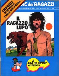 Cover Thumbnail for Corriere dei Ragazzi (Corriere della Sera, 1973 series) #50