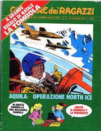 Cover Thumbnail for Corriere dei Ragazzi (Corriere della Sera, 1973 series) #51