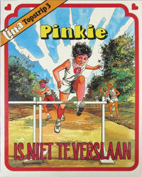 Cover Thumbnail for Tina Topstrip (Oberon, 1977 series) #3 - Pinkie is niet te verslaan [Eerste druk (1978)]