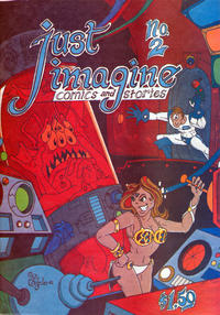 Cover Thumbnail for Just Imagine Comics and Stories (Just Imagine Graphix, 1982 series) #2