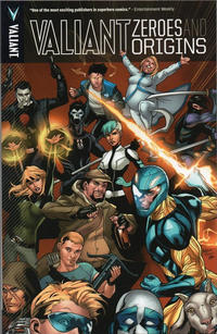 Cover Thumbnail for Valiant: Zeroes and Origins (Valiant Entertainment, 2015 series)