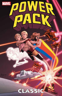 Cover Thumbnail for Power Pack Classic (Marvel, 2009 series) #1