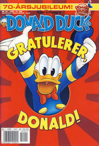 Cover Thumbnail for Donald Duck & Co (Hjemmet / Egmont, 1948 series) #24/2004