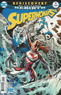 Cover Thumbnail for Superwoman (DC, 2016 series) #12