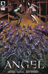Cover Thumbnail for Angel Season 11 (Dark Horse, 2017 series) #6 [Karl Moline Cover]