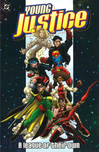 Cover Thumbnail for Young Justice: A League of Their Own (DC, 2000 series)