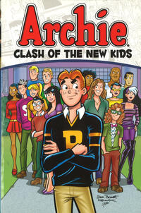 Cover Thumbnail for Archie & Friends All Stars (Archie, 2009 series) #17 - Archie: Clash of the New Kids
