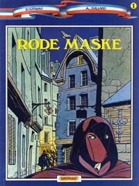 Cover Thumbnail for Røde Maske (Egmont, 1987 series) #1